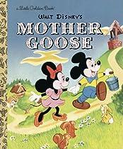 Mother Goose (Disney Classic) (Little Golden Book)