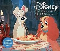 Disney 2018 Daily Calendar (Calendars 2018)