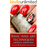 Basic Nail Art Techniques: and how to combine them (English…