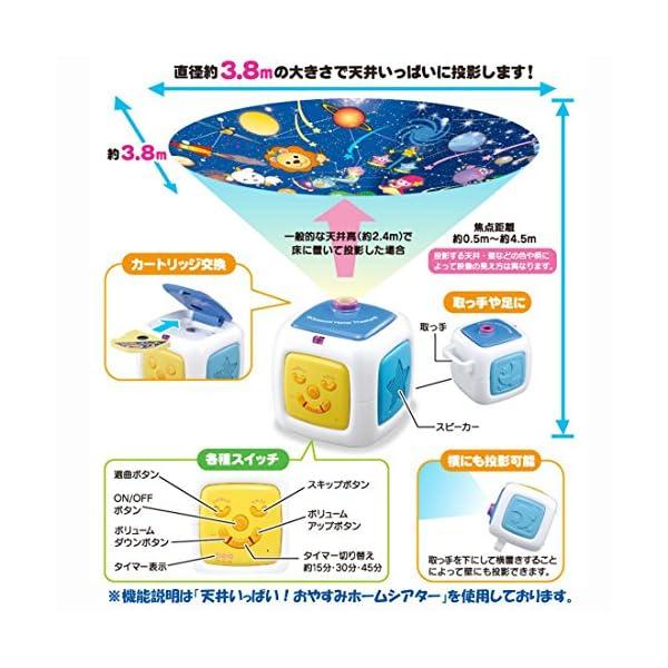 ディズニーキャラクターズ 天井いっぱい!!おや...の紹介画像6