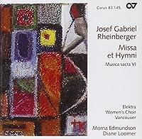 MISSA OP.155 (MUSICA SACRA V.3