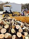 端切れ 広葉樹 薪 高品質の日本産(国産) 120サイズ箱詰め