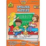 Spelling Puzzles, Grades 1-2 (School Zone's I Know It!)