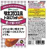 ヴェルデ 明太フランス風トーストスプレッド 80g×4本