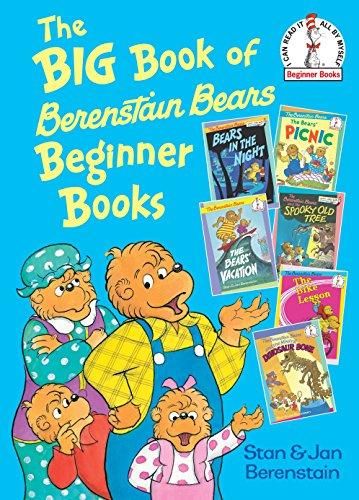 The Big Book of Berenstain Bears Beginner Books (Beginner Books(R))の詳細を見る
