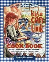 Kids Can Cook: Cook Book [並行輸入品]