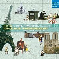 Haydn: Paris Symphonies by HARNONCOURT / CONCENTUS MUSICUS WIEN (2014-07-01)