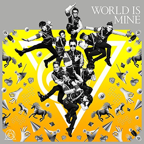 WORLD IS MINE(Type-A)(DVD付)