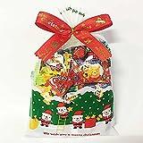 クリスマスお菓子 詰め合わせ クリスマス巾着(M)