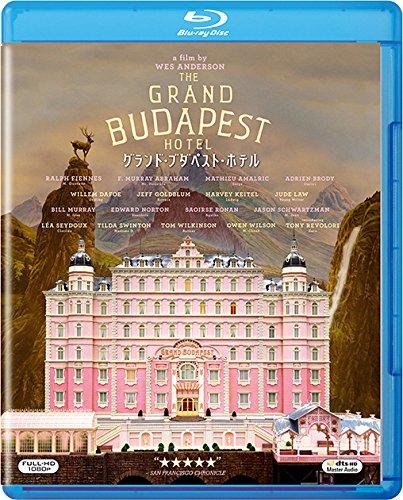 グランド・ブダペスト・ホテル [Blu-ray]の詳細を見る