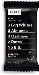 RX Bar Chocolate Sea Salt 52g, 12 count