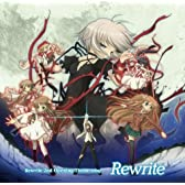 Rewrite 2nd Opening Theme song / Rewrite