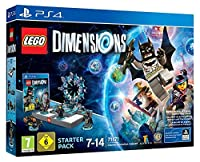 LEGO Dimensions Starter Pack PS4 レゴ Dimensions スターターパックビデオゲーム 英語北米版 [並行輸入品]