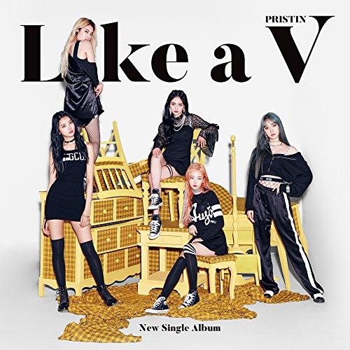 Like a V