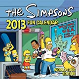 The Simpsons 2013 Fun Calendar