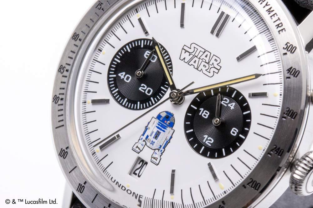 腕時計 R2-D2 SW-T1001 ブルー