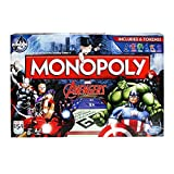Monopoly Avengers Game by Hasbro [並行輸入品] 画像