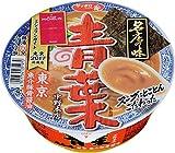 サッポロ一番 名店の味 青葉 中野本店 東京魚介豚骨醤油 116g×12個
