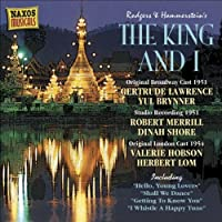 King & I by Rogers (2006-08-01)