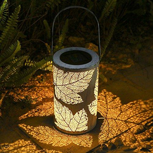 Tomshine ソーラーライト LED ランタン ランプ ...