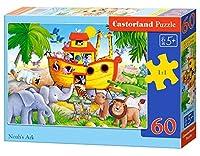Castorland Jigsaw Classic 60pc - Noah's Ark