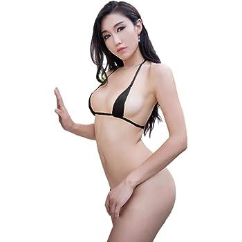 Raystan マイクロビキニ フリーサイズ (黒)