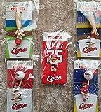 広島東洋カープ コップのフチ子 バット&ボール×ホーム&ビジター PUTITTO 新井貴浩 5種