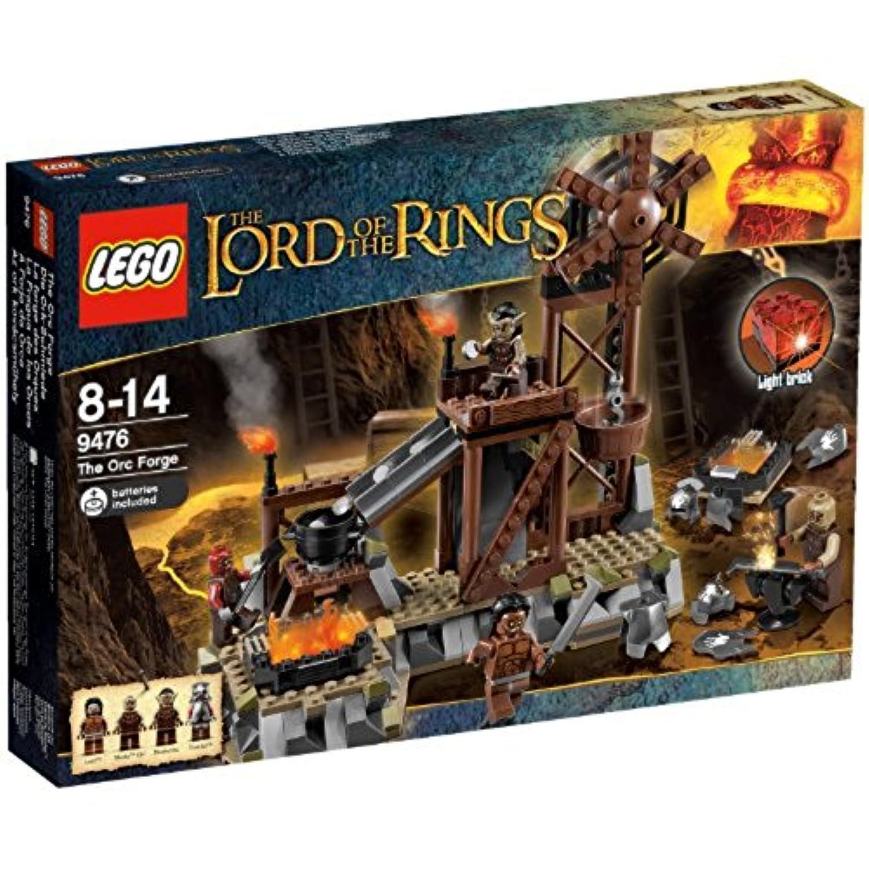[レゴ]LEGO Lord Of The Rings The Orc Forge リング 9476 [並行輸入品]