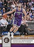 バスケットボールNBA 2016???17?Excalibur # 156?Georgios Papagiannis Sac Kings