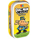University Games Dog Man The Hot Dog Card Game for Ages 5 and Up, 2 to 4 Players Based on The Dog Man Books by Dav Pilkey (07