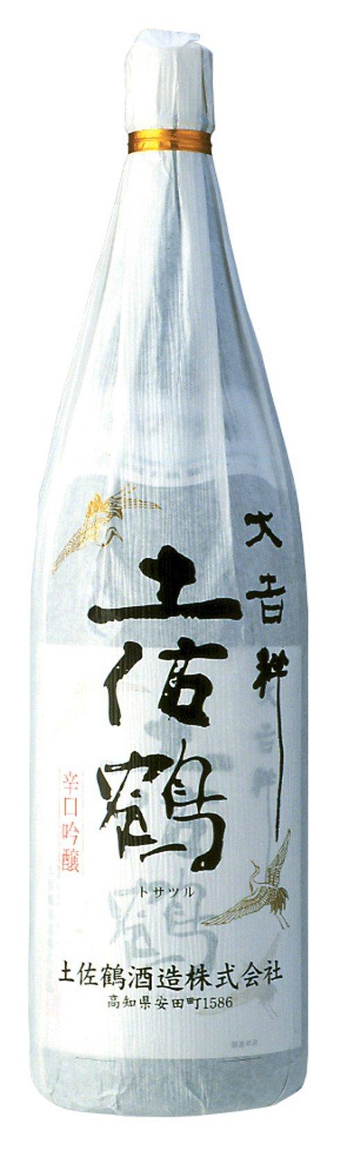 土佐鶴 辛口吟醸 大吉祥 1.8L