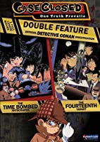 Case Closed: Double Feature [DVD] [Import]