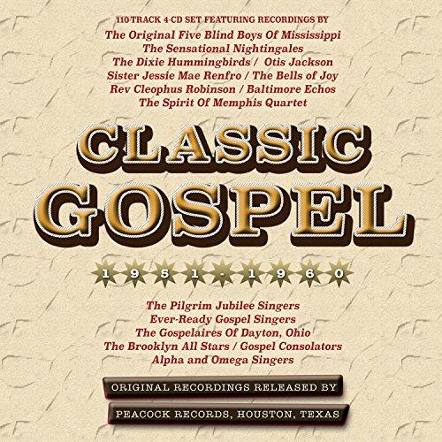 CLASSIC GOSPEL 1951-60