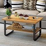 テーブル ローテーブル リビングテーブル 木製 オープン収納 リビングテーブル センターテーブル 長方形 幅80cm ナチュラル
