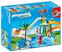 PLAYMOBIL Water Park with Slides [並行輸入品]