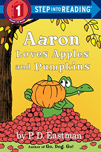 amazon aaron loves apples and pumpkins step into reading