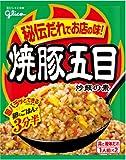 江崎グリコ 焼豚五目炒飯の素 44.2g×10個