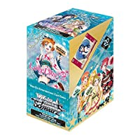 Weiss Schwarz Love Live! DX VOLUME 2 Booster Box English School Idol Project - 20 packs of 8 cards