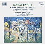 Cello Concertos & Spring