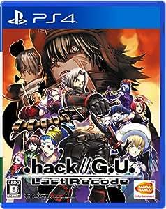 【PS4】.hack//G.U. Last Recode