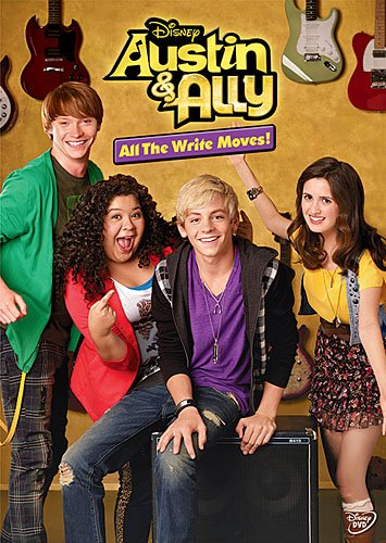 AUSTIN & ALLY: ALL THE WRITE MOVES