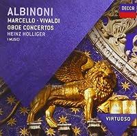 Albinoni, Marcello, Vivaldi: Oboe Concertos (2012-10-09)