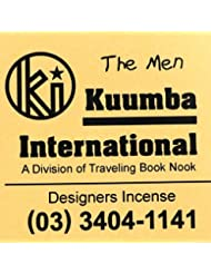 (クンバ) KUUMBA『incense』(The Men) (Regular size)