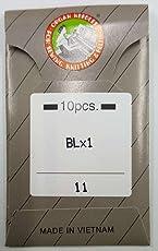 オルガン針 家庭用/職業用 ベビーロックミシン針BL×1(10本入) (#11)