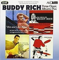3 Classic Albums Plus - Buddy Rich - Wailing Buddy / Swinging / Buddy & Sweets by Buddy Rich (2012-05-29)