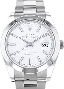 ロレックス ROLEX デイトジャスト 41 126300 新品 腕時計 メンズ (W186532) [並行輸入品]