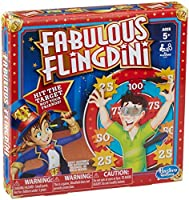 Hasbro Fabulous Flingdini Family Game with Targets [並行輸入品]