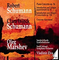 Piano Concerto in A minor / Concerto Movement - Oleg Marshev by Unknown Artist (2011-02-08)