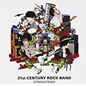 21ST CENTURY ROCK BAND (10th Anniversary Edition盤)(2DVD付)