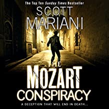 The Mozart Conspiracy: Ben Hope, Book 2